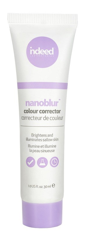 Indeed Labs Nanoblur Colour Corrector Purple