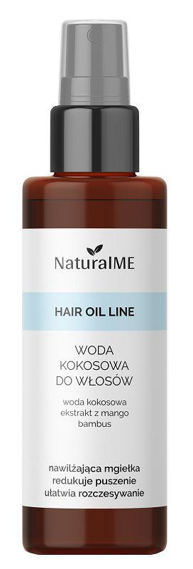 NaturalME Woda Kokosowa