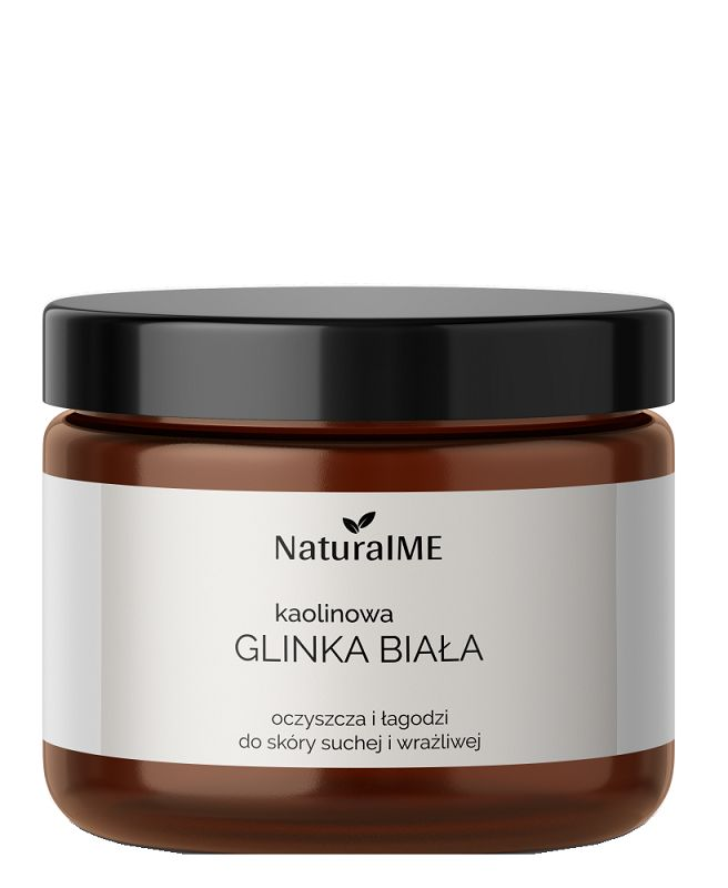 NaturalME Glinka Biała