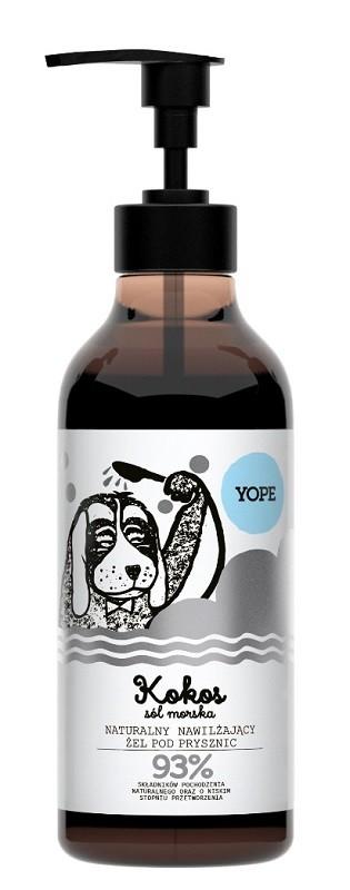 Yope Kokos i Sól Morska