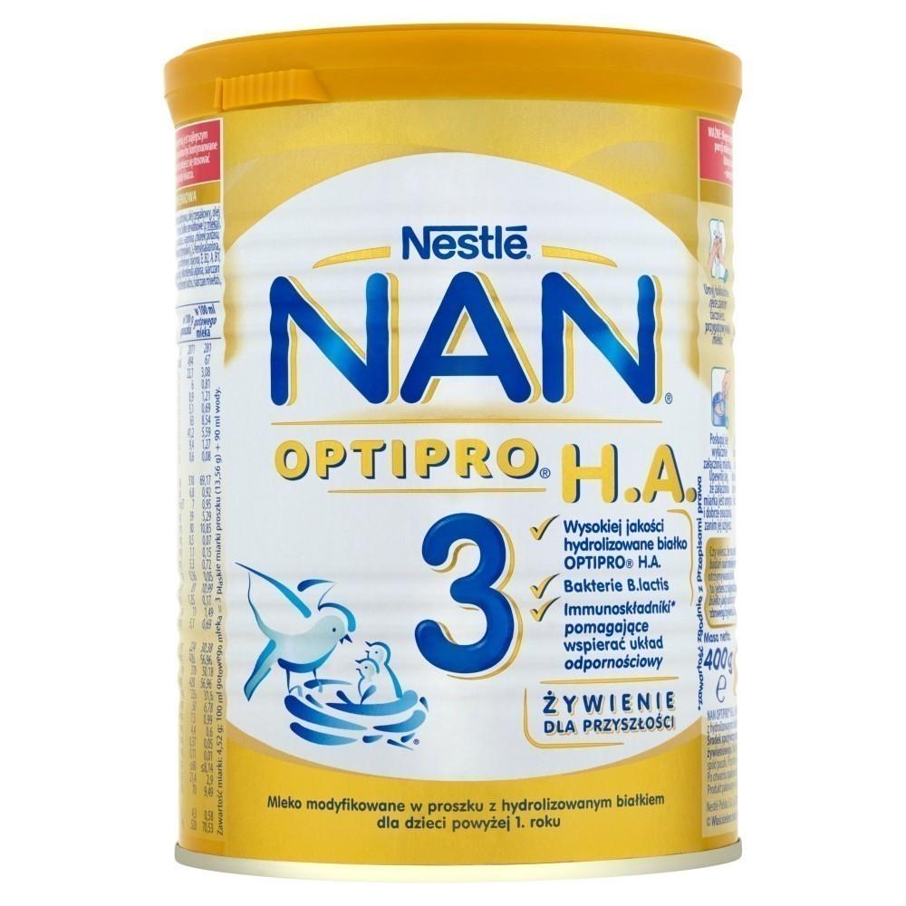 Nestle Nan Opti Pro H.A. 3