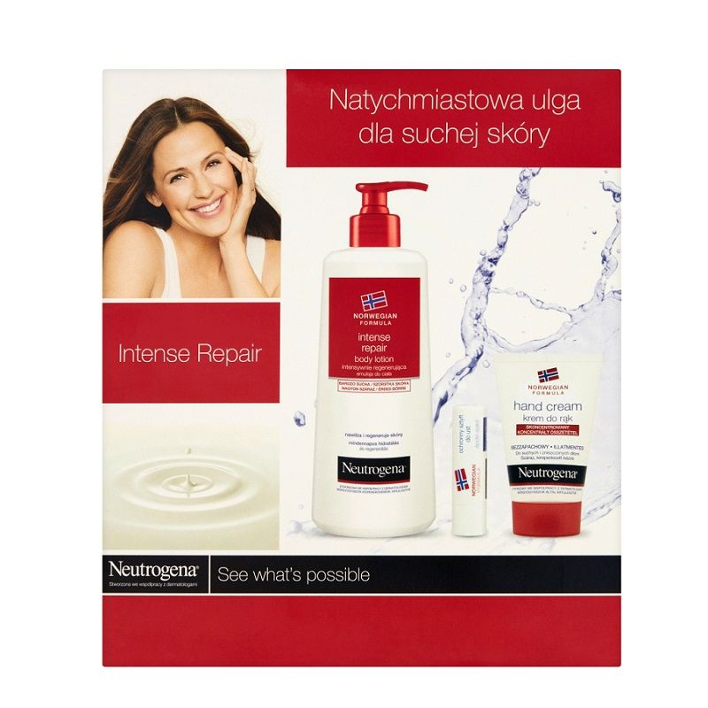 Neutrogena Intense Repair XMASS