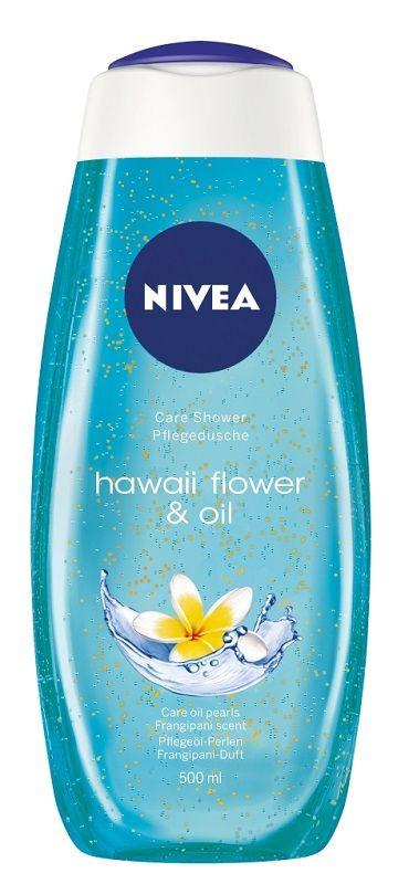 Nivea Bath Care Hawaii Flower&Oil