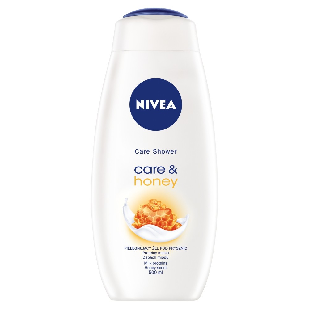 Nivea Bath Care Care&Honey