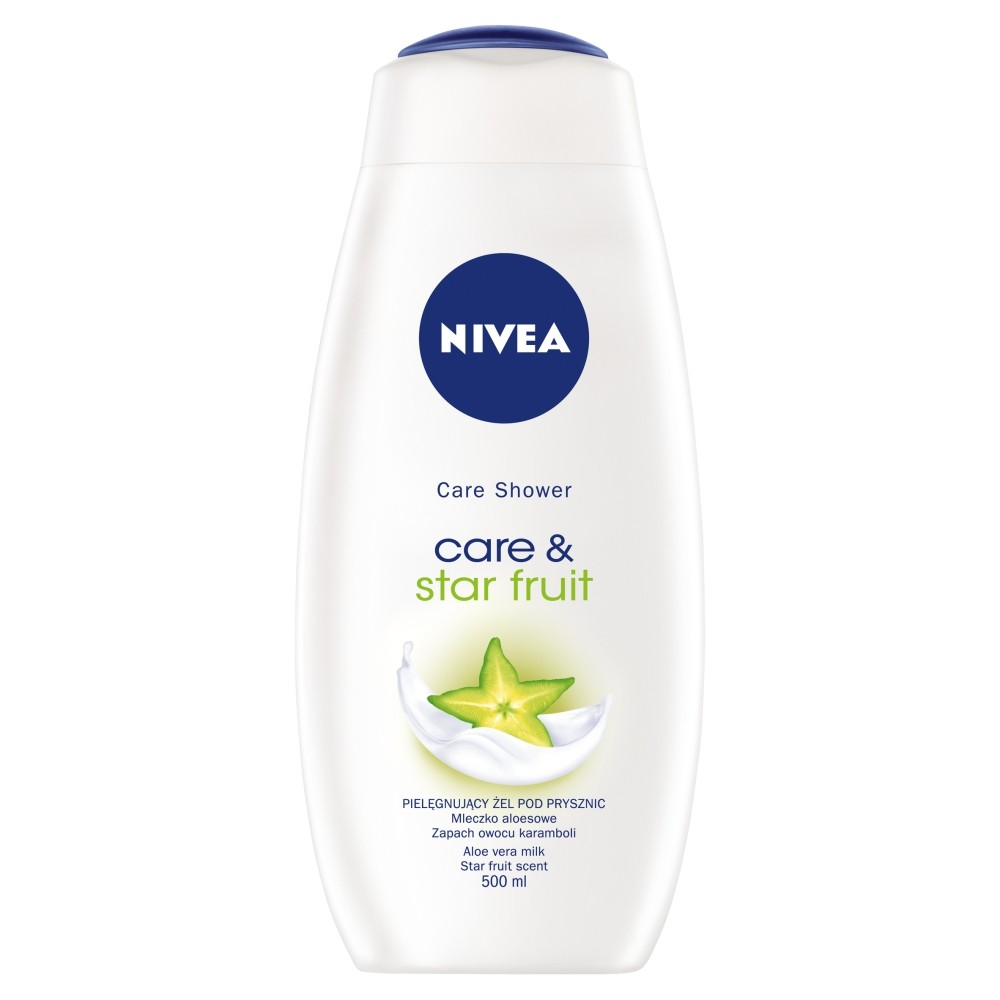 Nivea Bath Care Care&Starfruit