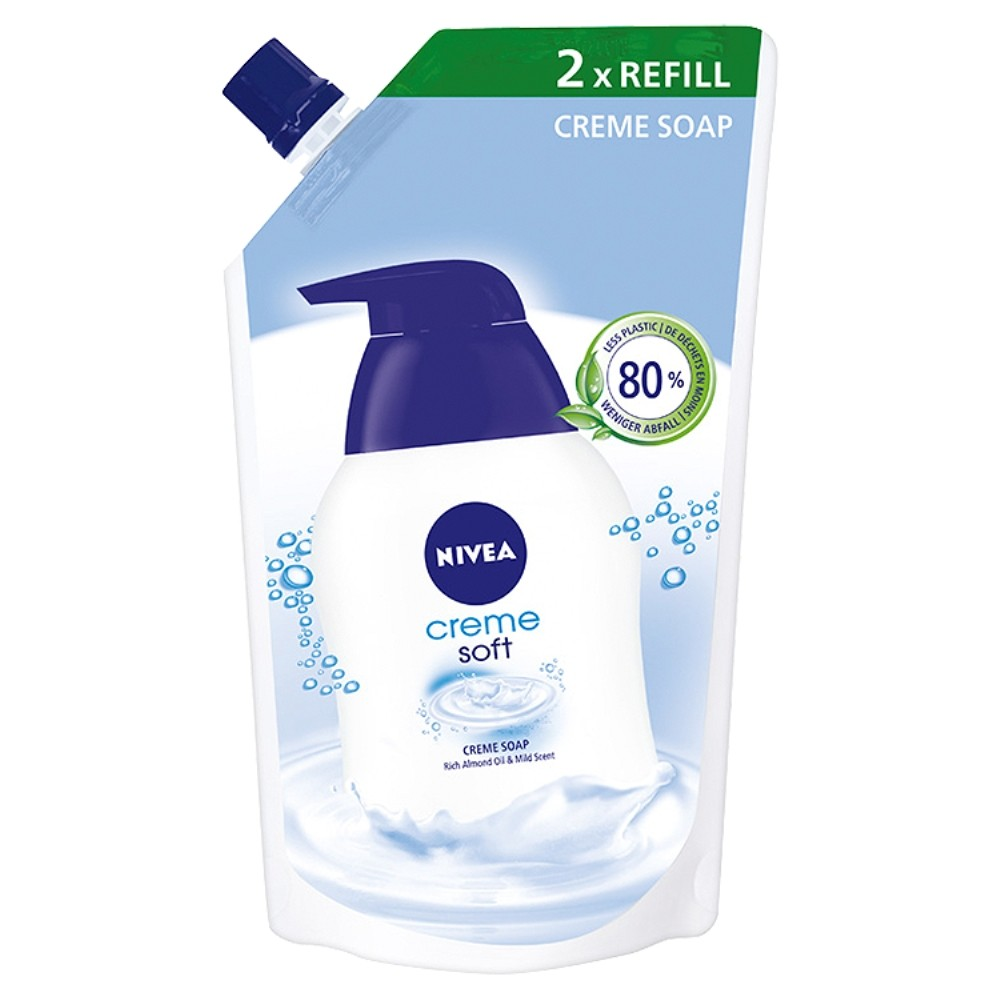 Nivea Bath Care Creme Soft