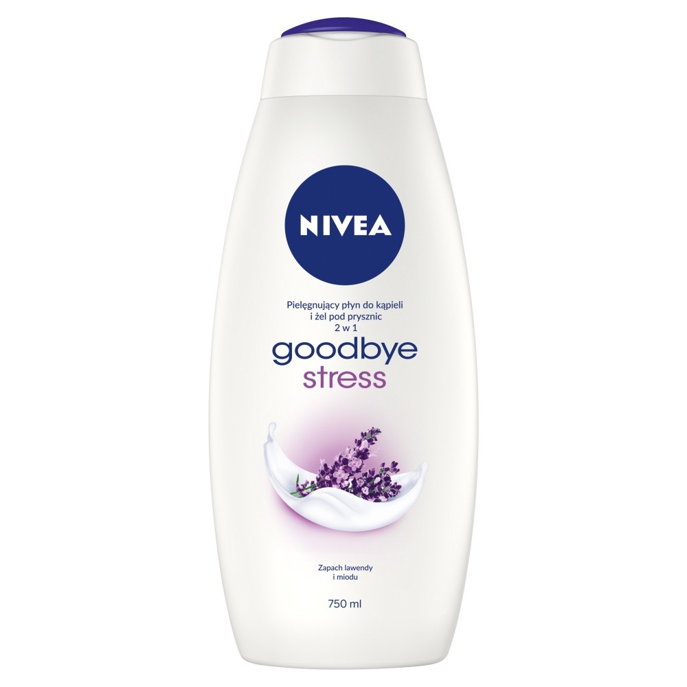 Nivea Bath Care 2w1 Goodbye Stress