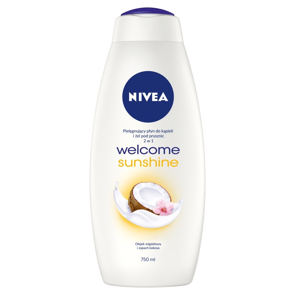 Nivea Bath Care 2w1 Welcome Sunshine