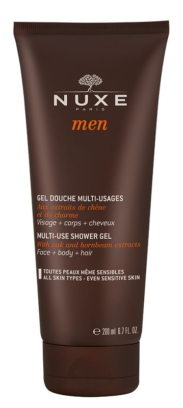 Nuxe Men Gel Douche