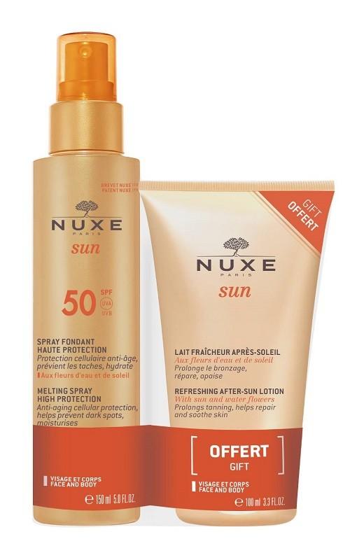 Nuxe Sun SPF50