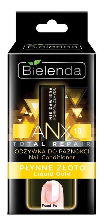 Bielenda Anx Total Repair Płynne Złoto