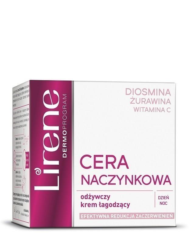 Lirene Dermoprogram Cera Naczynkowa