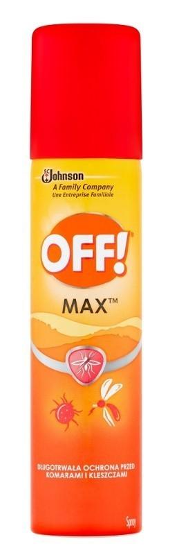 OFF! Max