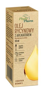 Olej Rycynowy z Aplikatorem 30ml