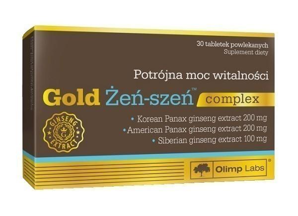 Olimp Gold Żeń-Szeń Complex