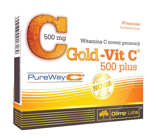 Olimp Gold- Vit C 500 mg Plus