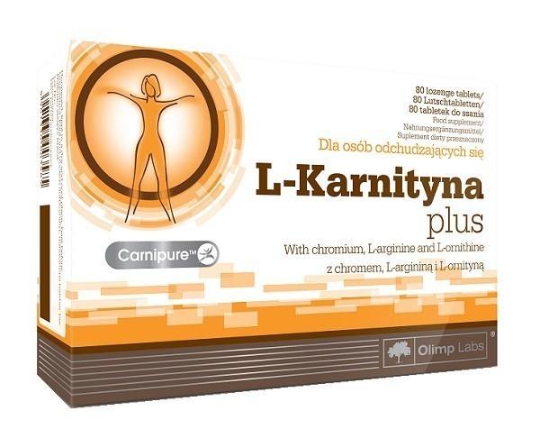 Olimp L-Karnityna Plus 300 mg