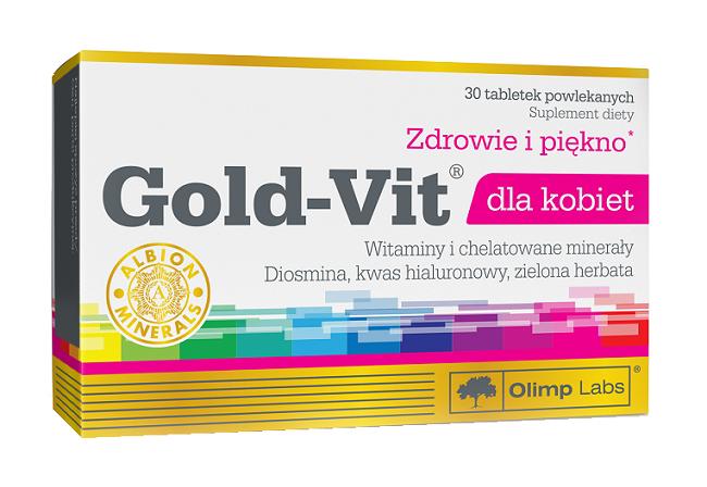 Olimp Gold-Vit Dla Kobiet