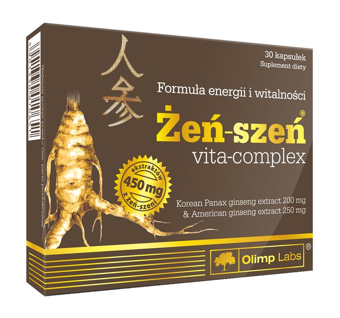 Olimp Żeń-Szeń Vita Complex