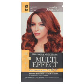 Joanna Multi Effect Color 15 Płomienny rudy