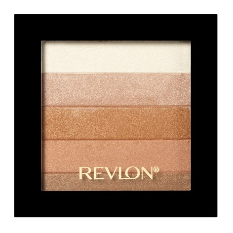 Revlon Bronze Glow Highlighting