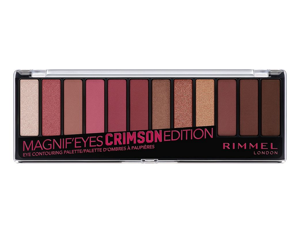 Rimmel Magnif`Eyes Crimson