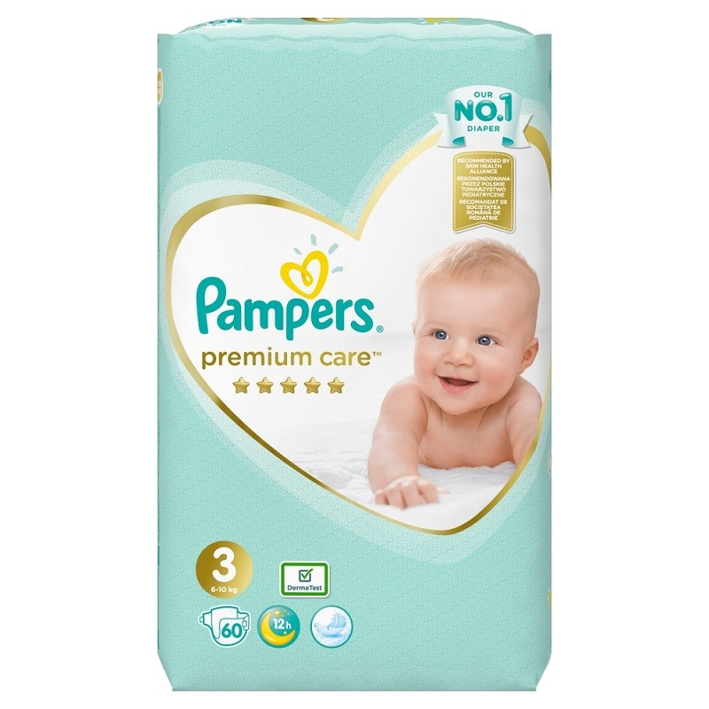Pampers Premium Care 3