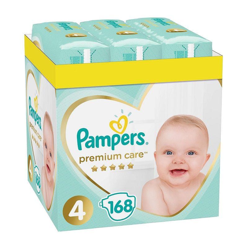 Pampers Premium Care 4