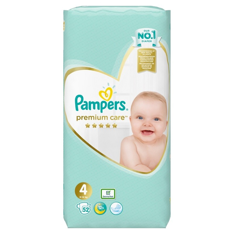 Pampers Premium Care 4