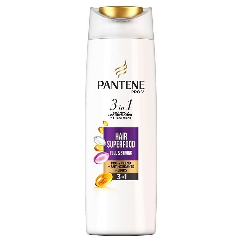Pantene Pro-V Hair Superfood 3in1 Full&Strong