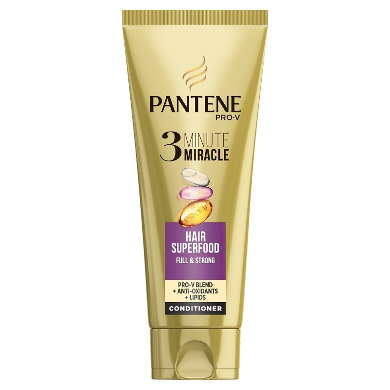 Pantene Pro-V Hair Superfood 3 Minute Miracle