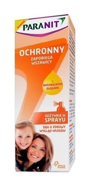 Paranit Spray ochronny przeciwko wszawicy 100 ml