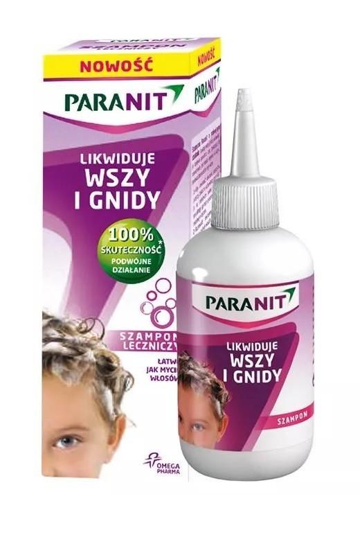 Paranit Szampon leczniczy 100 ml