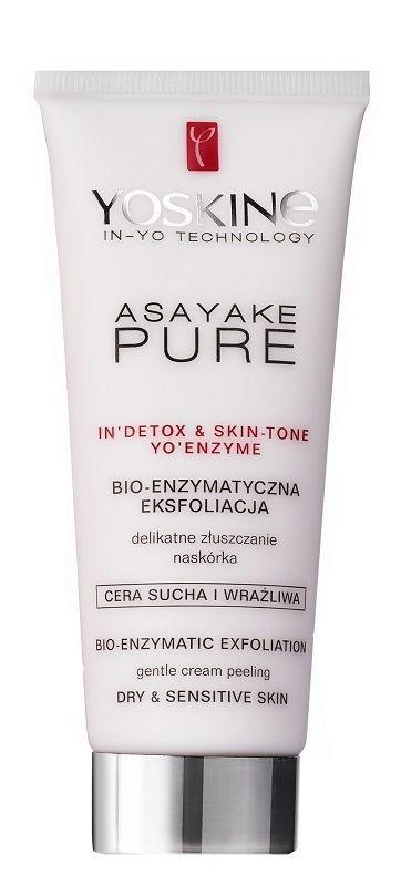 Yoskine Asayake Pure Bio-Enzymatyczna Eksfoliacja