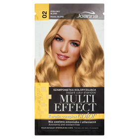 Joanna Multi Effect Color 02 Perłowy blond