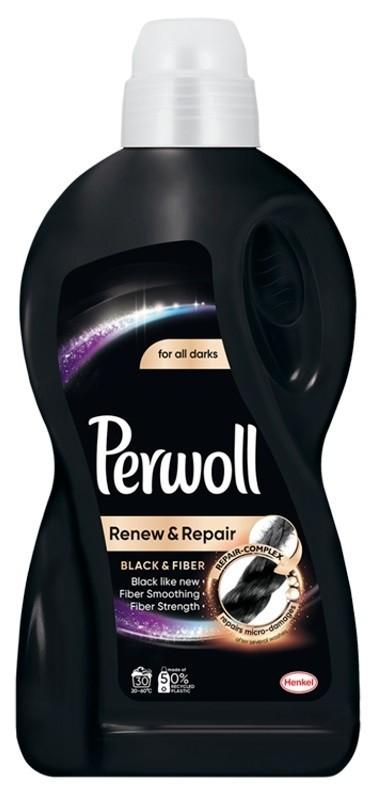 Perwoll Renew & Repair Black