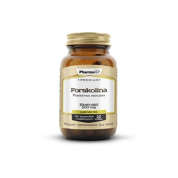 Pharmovit Forskolina (Pokrzywa Indyjska)