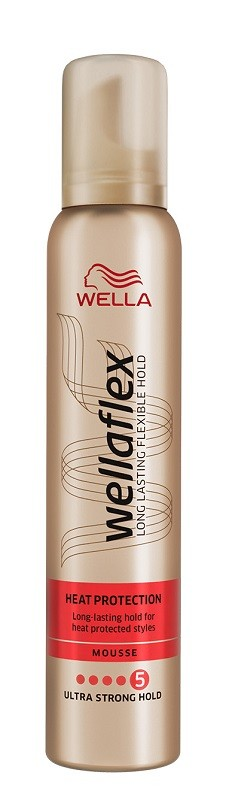 Wellaflex Heat Protection Ultra Strong