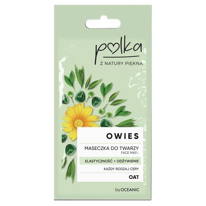 Polka Owies Elastyczność+Odżywienie