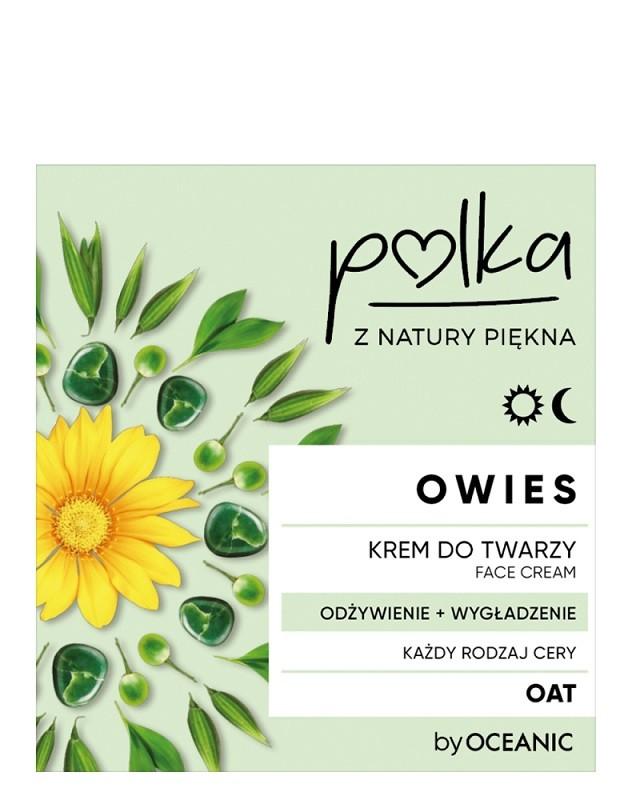 Polka Owies Odżywienie+Wygładzenie