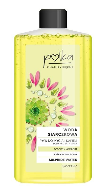 Polka Woda Siarczkowa Detoks+Komfort