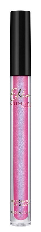 Edition by Rimmel Lip Alloy Holographic