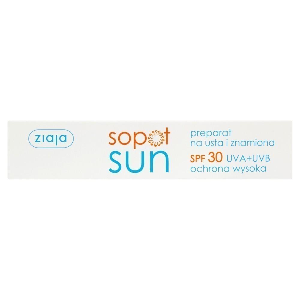 Ziaja Sopot Sun SPF30
