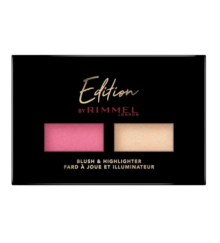 Edition by Rimmel Blush and Highlighter