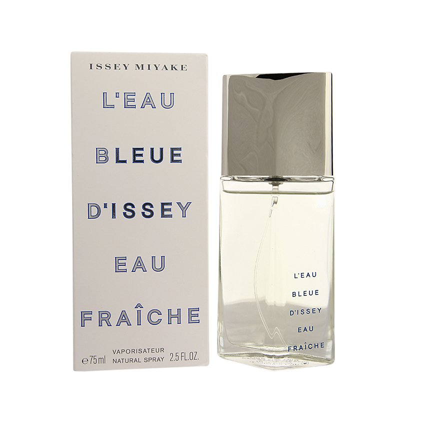 ISSEY MIYAKE L'Eau Bleue D' Issey Pour Homme Eau Fraiche