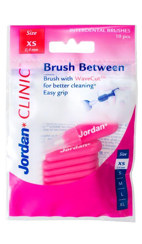 Jordan Clinic Brush Between XS