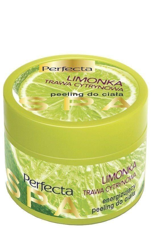 Perfecta Spa Limonka i Trawa Cytrynowa