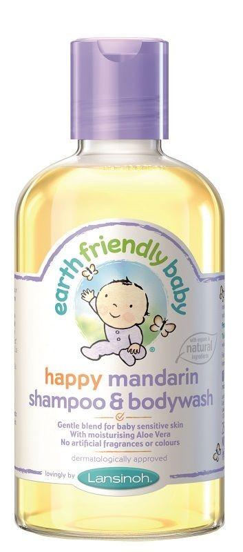 Lansinoh Earth Friendly Baby Mandarynka