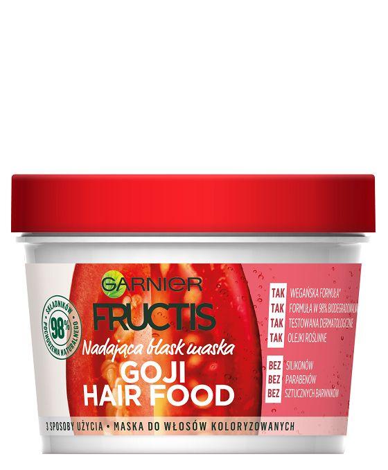 Fructis Goji Hair Food