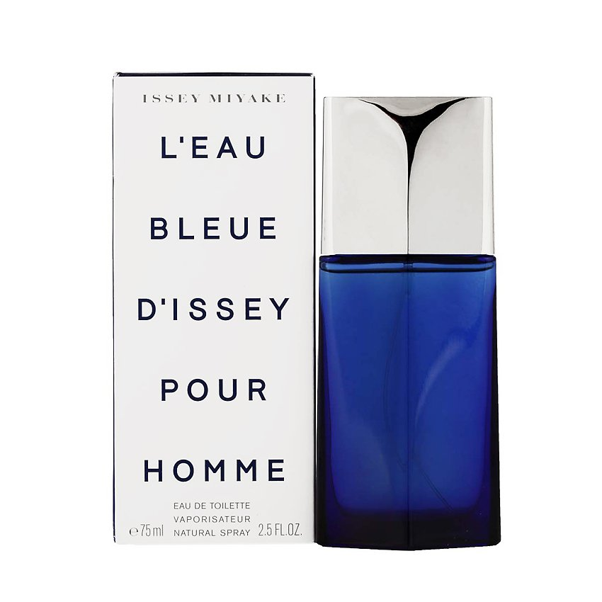 ISSEY MIYAKE L'Eau Bleue D' Issey Pour Homme
